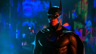 Val Kilmer protagonista di Batman Forever