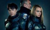 Valerian: la prima foto ufficiale dei protagonisti con Luc Besson