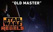 Star Wars Rebels - Clip 'Old Master - Twilight of the Apprentice'