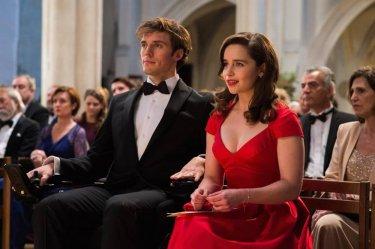 Io prima di te: Emilia Clarke e Sam Claflin in una scena del film