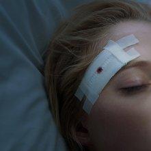 It Follows: Maika Monroe in un momento del film