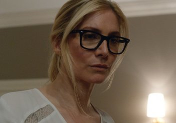 La notte del giudizio - Election Year: Elizabeth Mitchell in una scena del film