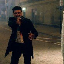 La notte del giudizio - Election Year: Frank Grillo in una scena del film