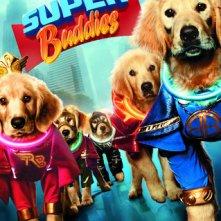 Locandina di Supercuccioli - I veri supereroi
