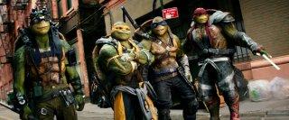 Tartarughe Ninja - Fuori dall'ombra: una scena del film