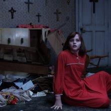 The Conjuring 2 - L'evocazione: Madison Wolfe in una scena del film