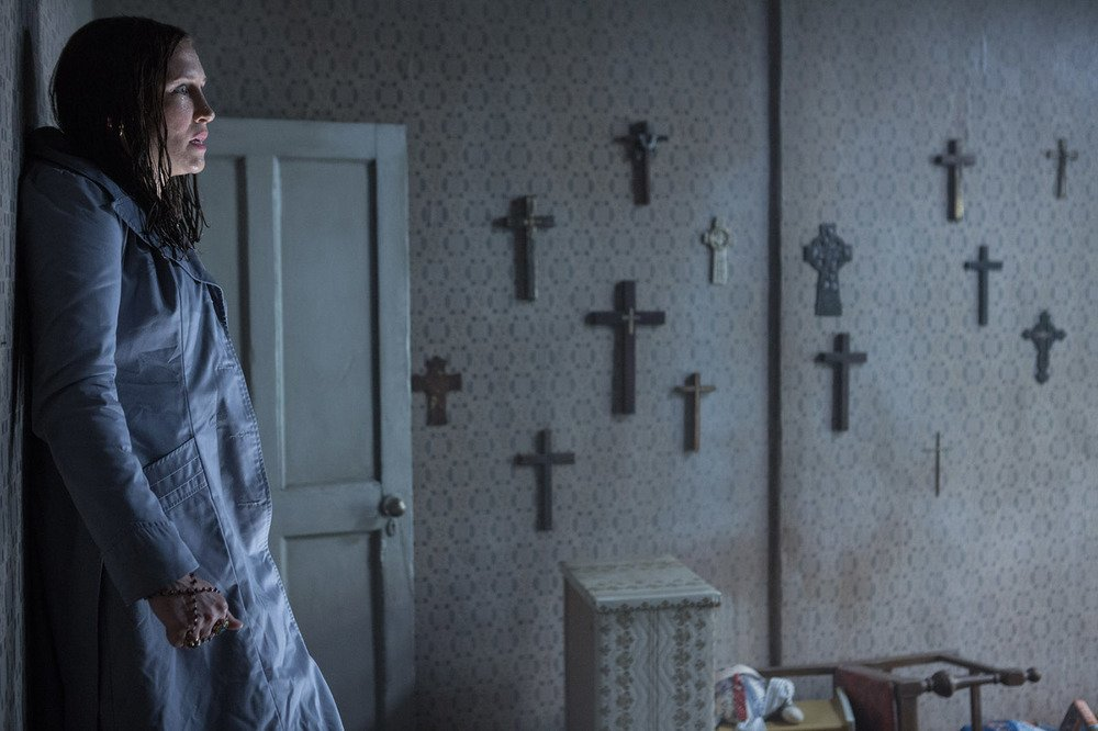 The Conjuring 2 - L'evocazione: Vera Farmiga in una scena del film