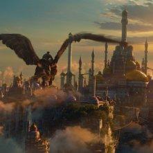 Warcraft - L'inizio: una scena del film