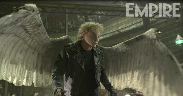 X-Men: Apocalisse - Ben Hardy nei panni di Archangel