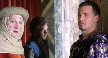 Shakespeare in Love: un'immagine di Ben Affleck