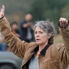 The Walking Dead, Melissa McBride nell' episodio 6x15 Il cerchio