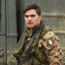Fuoco amico TF45 - Eroe per amore: una scena della serie drammatica con Alessio Lapice