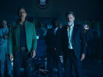 Independence Day: Resurgence - Jeff Goldblum e Bill Pullman in una nuova foto