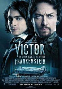 Victor – La storia segreta del Dottor Frankenstein in streaming & download