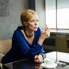 Lui è tornato: Katja Riemann in una scena del film