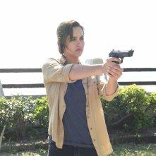 Fuoco amico TF45 - Eroe per amore: Megan Montaner in un momento della serie