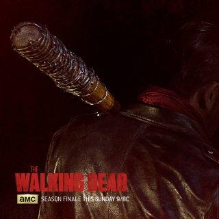 The Walking Dead: il poster dell'ultimo episodio della sesta stagione