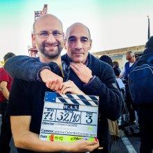 WAX: We Are the X, il regista Lorenzo Corvino sul set