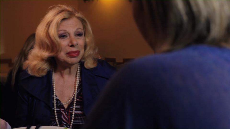 Con tutto l'amore che ho: Sandra Milo in una scena del film