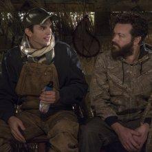 The Ranch: gli attori Ashton Kutcher e Danny Masterson