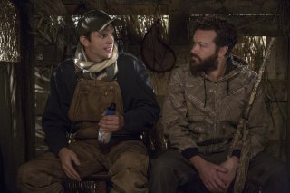 The Ranch: gli attori Ashton Kutcher e Danny Masterson