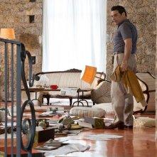 Ustica: Marco Leonardi in un momento del film