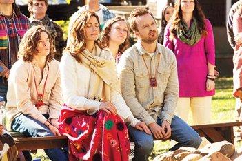 The Path: i protagonisti Michelle Monaghan e Aaron Paul