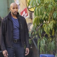 Agents of S.H.I.E.L.D.: l'attore Henry Simmons in una foto di Bouncing Back