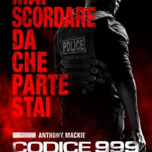 Codice 999: il character poster italiano di Anthony Mackie
