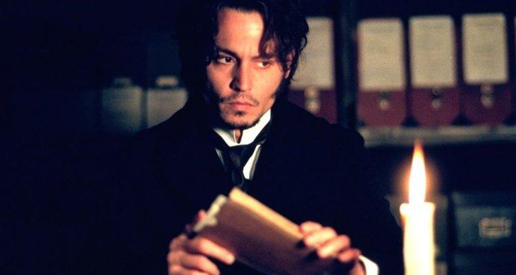 "Johnny Depp: ""So chi era Jack lo Squartatore"""