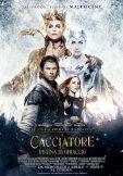 Locandina di La storia prima di Biancaneve - Il cacciatore e la regina di ghiaccio