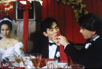 Il banchetto di nozze: una scena del film