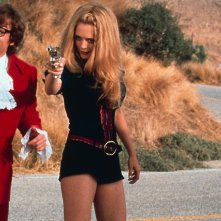 Austin Powers: la spia che ci provava, una scena con Mike Myers e Heather Graham