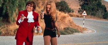 Austin Powers: la spia che ci provava, una scena con Mike Myers e Heather Graham