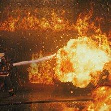 Una scena di Out of Inferno