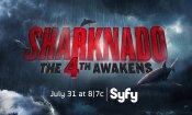 Sharknado 4, una data e un titolo che omaggia Star Wars!