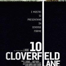 Locandina di 10 Cloverfield Lane