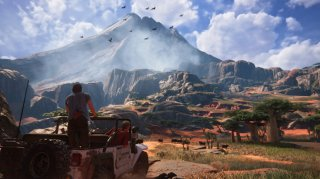 Uncharted 4: un'immagine spettacolare del gioco