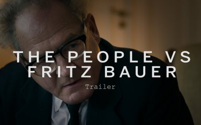The People vs Fritz Bauer - Trailer inglese