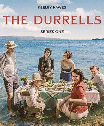 Locandina di The Durrells