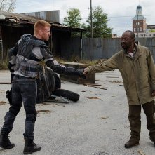 The Walking Dead: Lennie James in L'ultimo giorno sulla Terra
