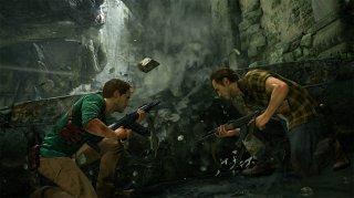 Uncharted 4: un momento del videogioco