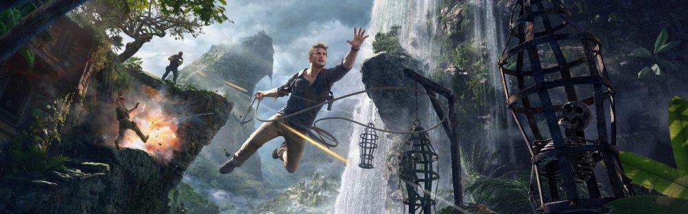 Uncharted 4: un'immagine promozionale del gioco