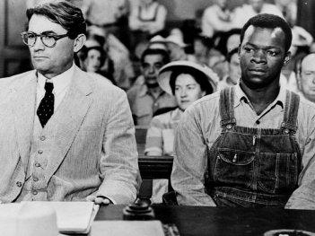 Il buio oltre la siepe: Atticus Finch/ Gregory Peck in tribunale