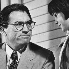 Il buio oltre la siepe: Gregory Peck