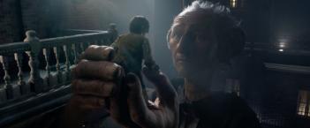 Il gigante gentile: una foto dei protagonisti del film