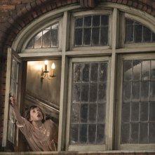 Il gigante gentile: Ruby Barhnill in un'immagine del film di Spielberg