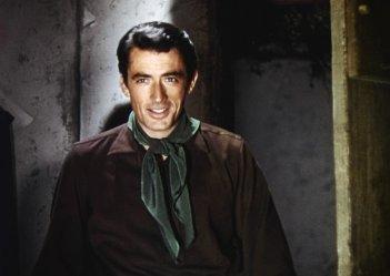 Gregory Peck in Duello al sole