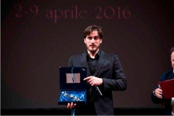 Luca Marinelli al Bifest