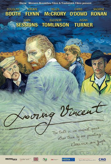 Locandina di Loving Vincent